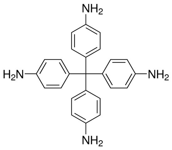 Tetrakis(4-aminophenyl)methane Product Image