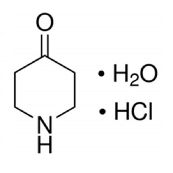 4-Piperidone monohydrate hydrochloride